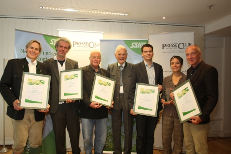 Salus Journalistenpreis 2011