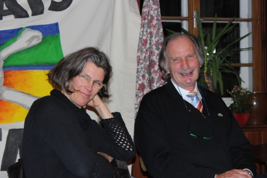 Christiane und Volker